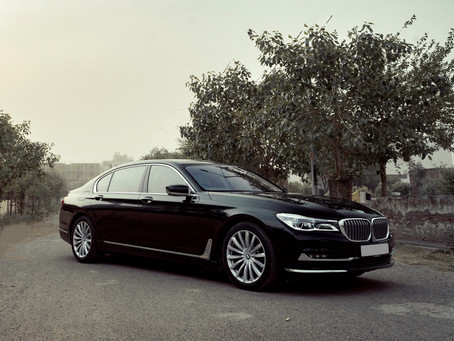 BMW 730Ld DPE - Seven Star Solace