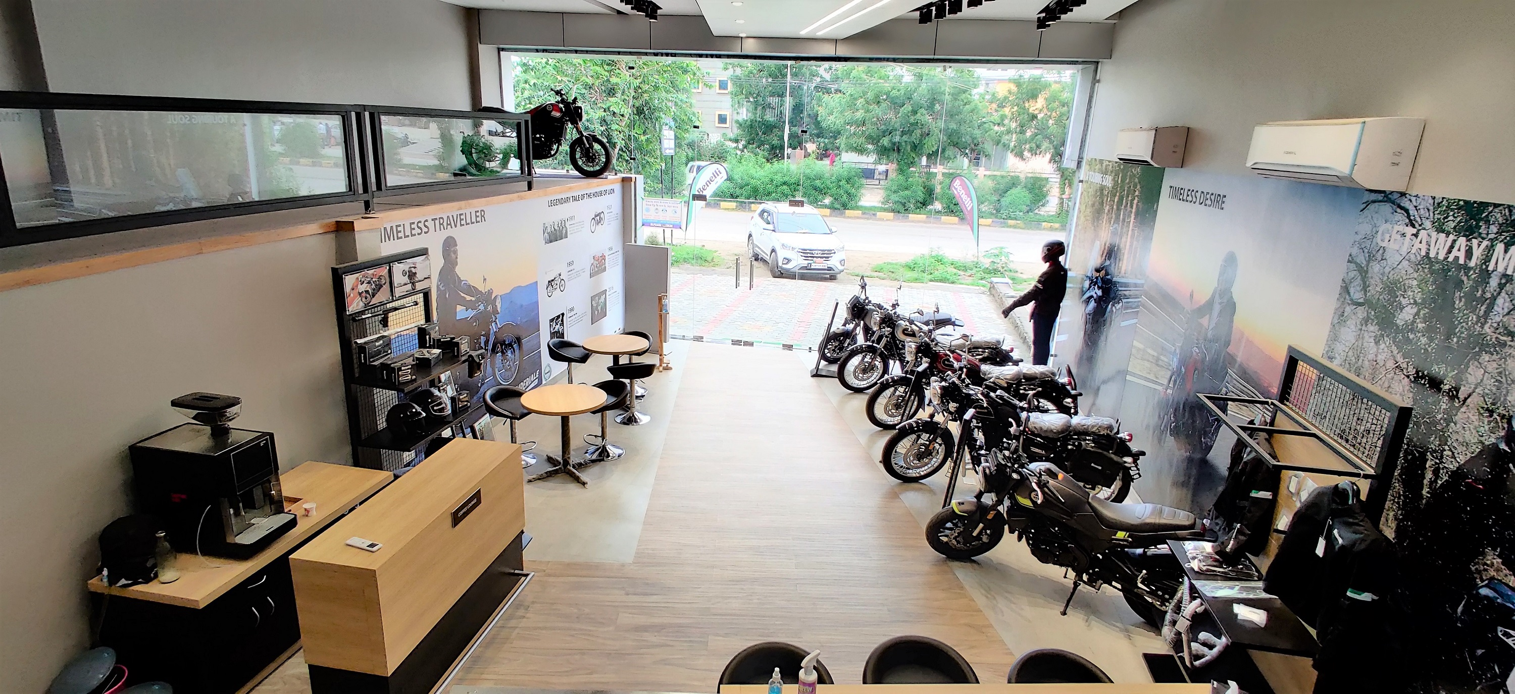 Benelli Launches Exclusive Dealership in Udaipur