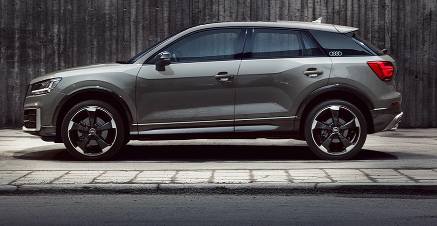 Audi Q2 Bookings Open