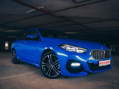 BMW 220d M-Sport - The Sweet Spot