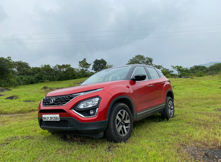 TATA Harrier - More Car Per Car!