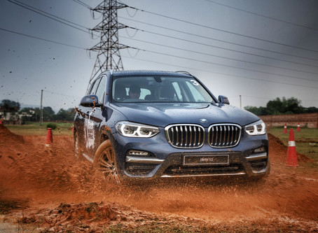 BMW X3 xDrive20d - X your Car Now!