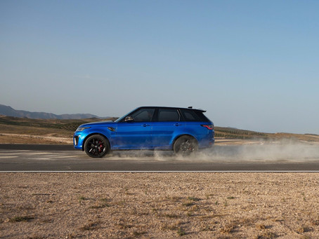 Range Rover Sport SVR - Now Launched in India!
