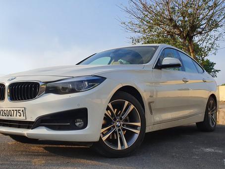 BMW 3 Series GranTurismo - The Frugal Flyer.