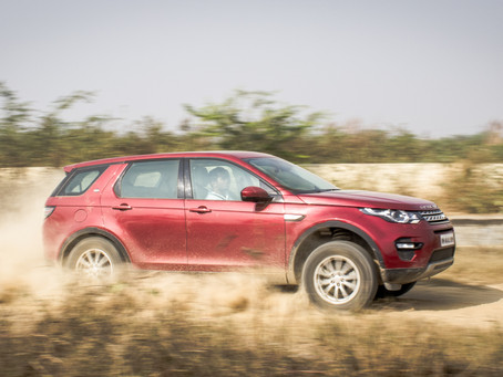 Land Rover Discovery Sport - The Petrol Sipping Camel.