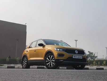 Why is the VW T-ROC the most amazing car to buy in 2021!