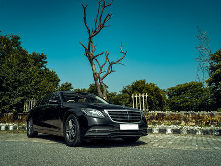 Mercedes Benz S 350d - The Paramount!