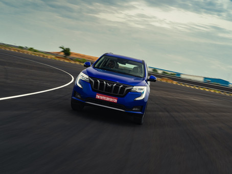 First Drive Review - Mahindra XUV700