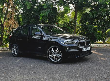 BMW X1 MSport - Black Magic