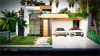 Projeto de Construção Residencial - Condomínio Reserva Flamboyant