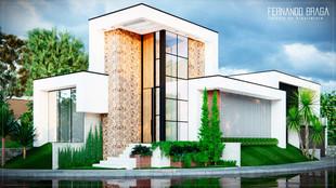 Residência Unifamiliar - Petrona II - Presidente Venceslau - SP