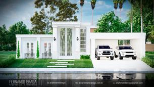 Projeto Residencial - Condomínio Matarazzo - Presidente Venceslau - SP