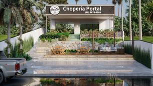 """Empreendimento """"Choperia Portal"""" - Vinhedo - SP"""