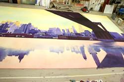 Skyline Translucency