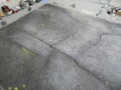 Asphalt Groundcloth