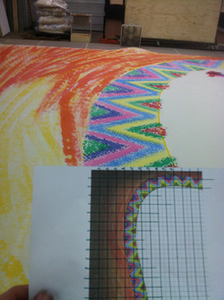 In process: Portal with Elevation