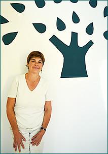 Mercedes Jaqueti, fundadora de Life2live en el Espacio de Torrelodones