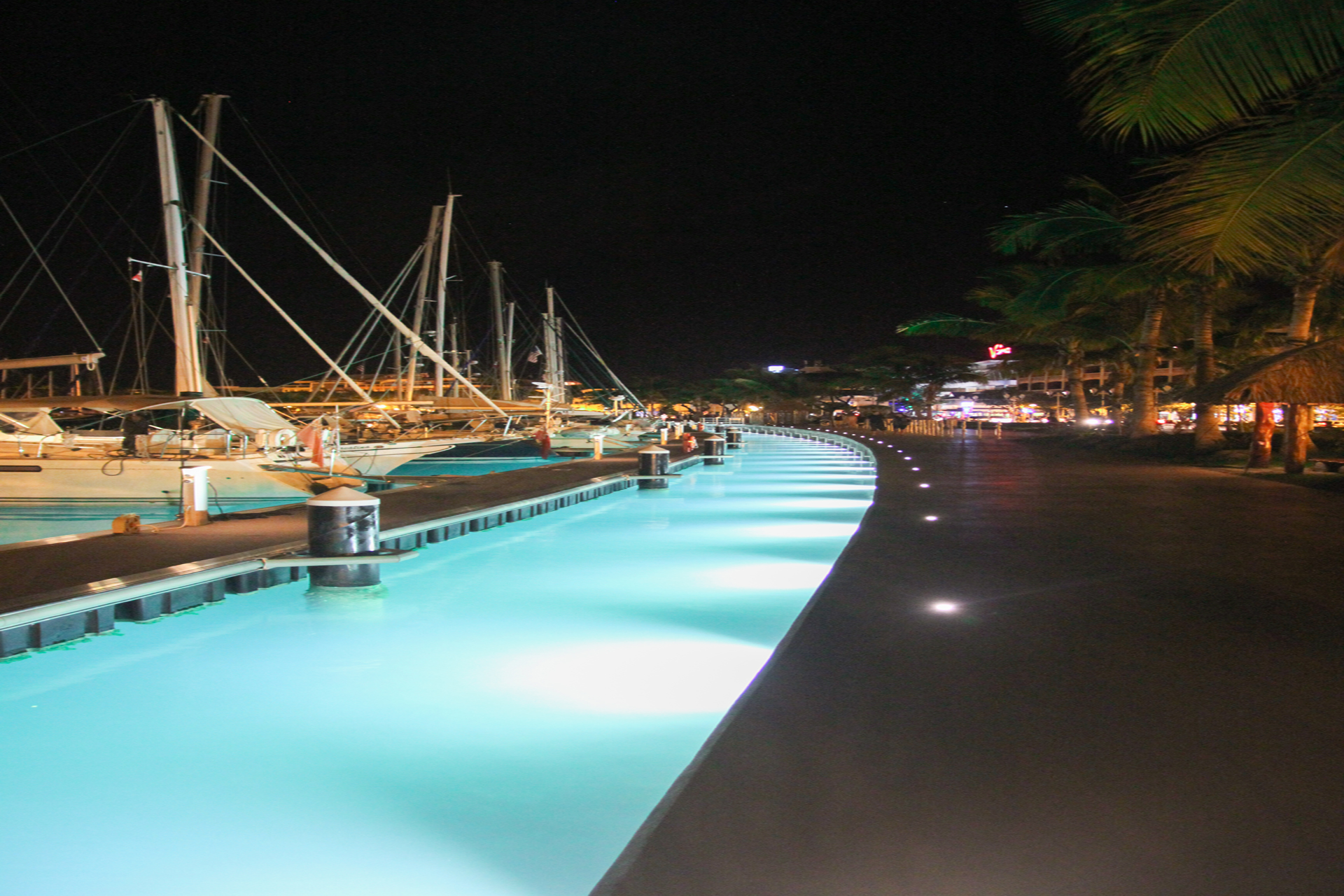 Underwater Dock Lights Marinas