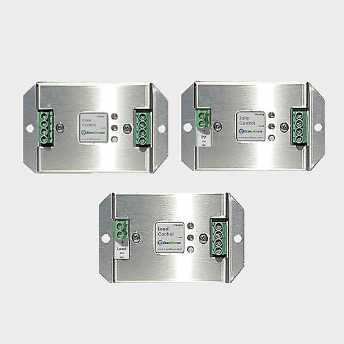 EcoLiteco 24-Volt DC Solar Lighting Controllers