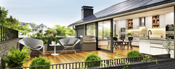 Solar Home Power with Battery Storage