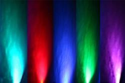 Underwater RGB LED Dock Lights