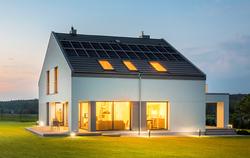 Generac Solar-Powered Home