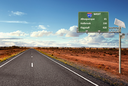 Solar Highway Sign Lighting Kits
