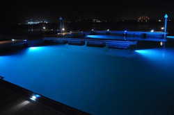Underwater 15,000 Lumen Marina Dock Lights