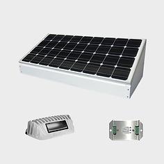 EcoLiteco Solar Transit-shelter Lighting