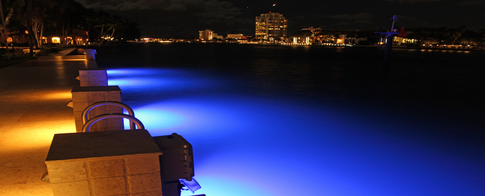 Underwater Dock Lighting