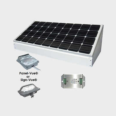 EcoLiteco Solar Wallscape Lighting Kit..