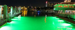 Underwater 15,000 Lumen LEDs