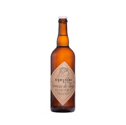 Cerveza Trigo Eco - O Pepiño
