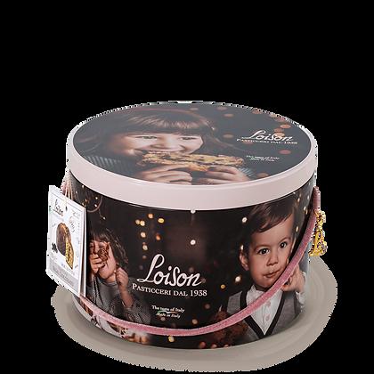 Panettone Chocolate Loison 750grs