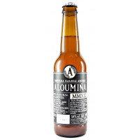 Cerveza Aloumiña MMXIII