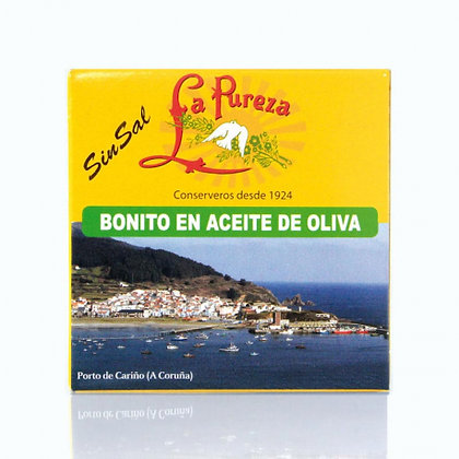 Bonito en Aceite de Oliva La Pureza