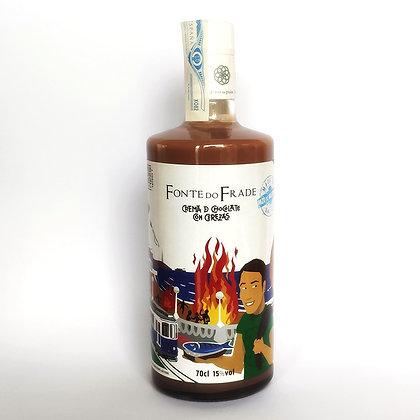 Crema de Chocolate y Cerezas Fonte do Frade