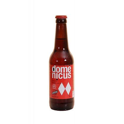 Cerveza Domenicus Especial