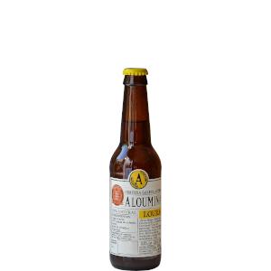 Cerveza Aloumiña Loura