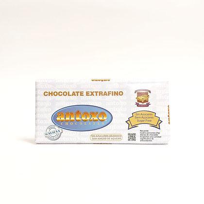 Chocolate Extrafino  Sin Azúcar  Antoxo