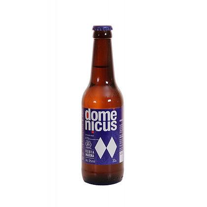 Cerveza Domenicus Mariña