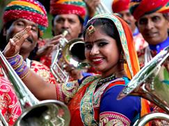 Jaipur Maharaja Brass Band