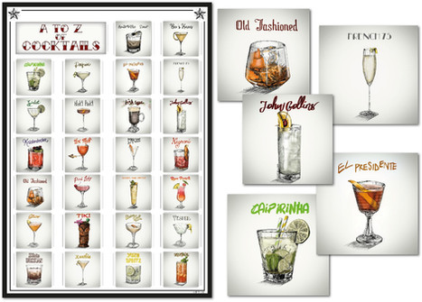 A to Z of Cocktails