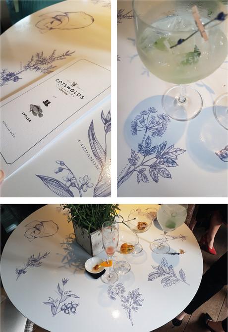 Restaurant Featured illustrations