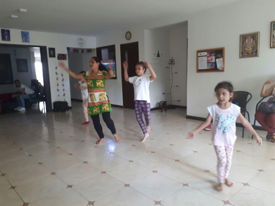 Bollywood Infantil