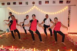 Danza Odissi, Diwali 2017