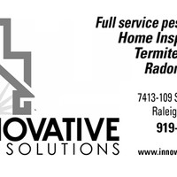 half-page ad for pest control service