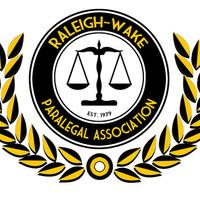 logo/seal for Raleigh-Wakae Paralegal Association