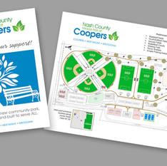 brochure for Nash County Parks & Recreation