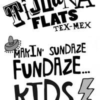 half-page ad for Tijuana Flats